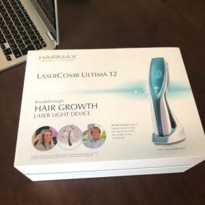 【画像あり】ヘアマックスの効果で毛が生えた?美容師が半年使ってみた結果・・・