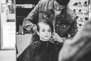 個性的なヘアスタイルや奇抜な髪型を求めるとむしろ個性は消えてしまう