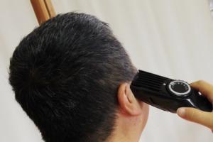 【画像あり】薄毛をセルフバリカンで坊主にするなら長さは6mmか3mmがおすすめ